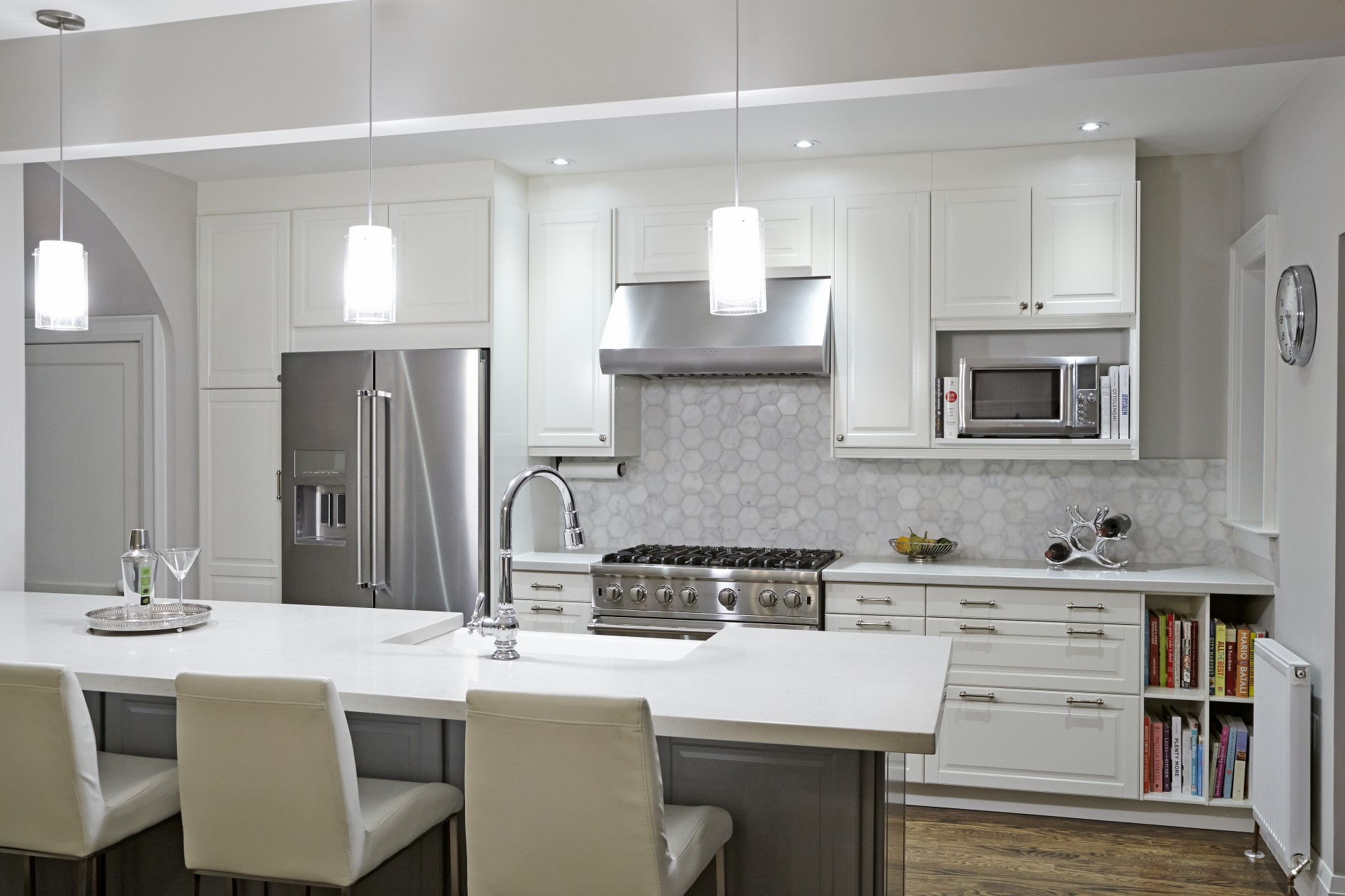 Little Italy Traditional Kitchen - Featured Image