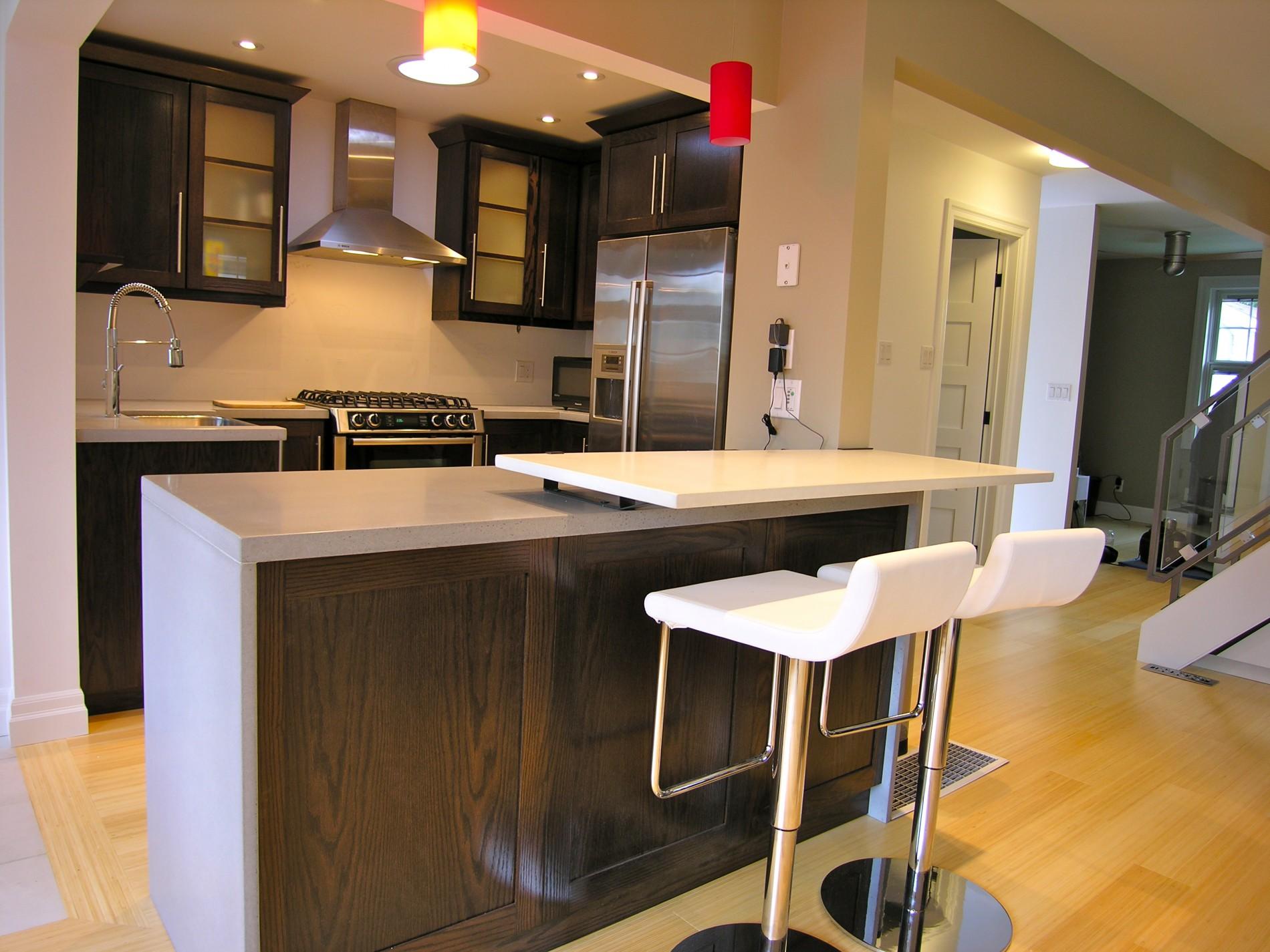 East York Modern Kitchen - Featured Image