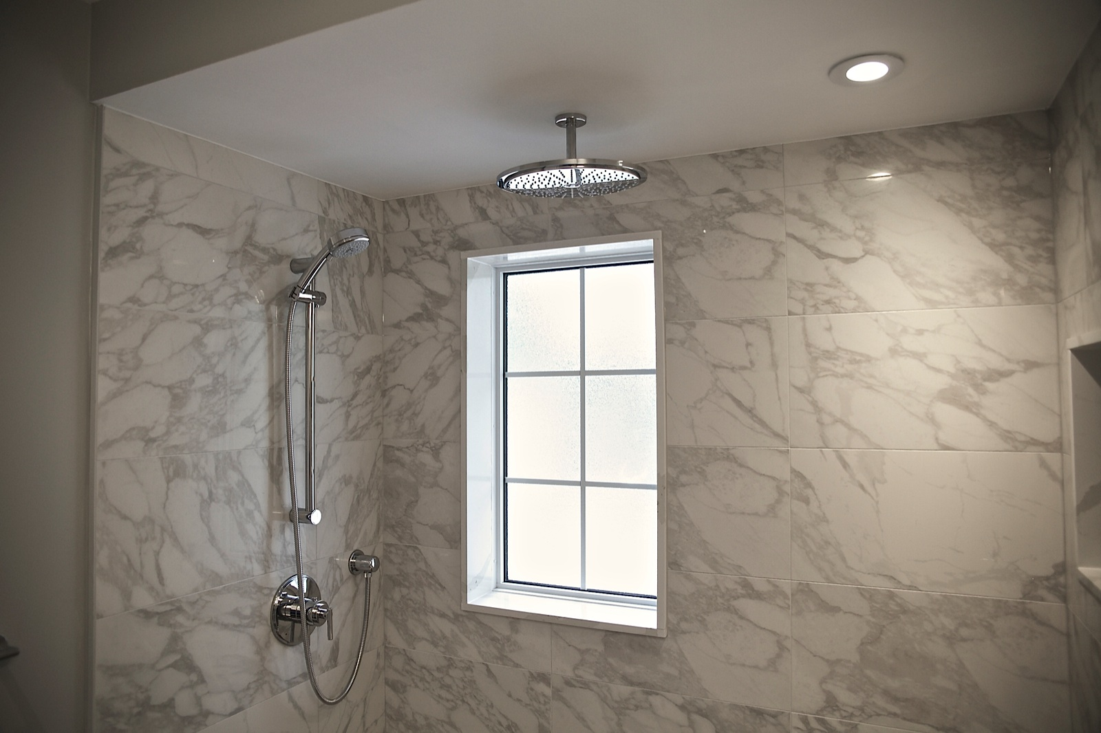 Forest Hill Contemporary Bathroom - Featured Image
