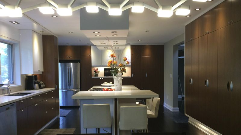 Custom Kitchen IKEA Drawers And Doors in Toronto