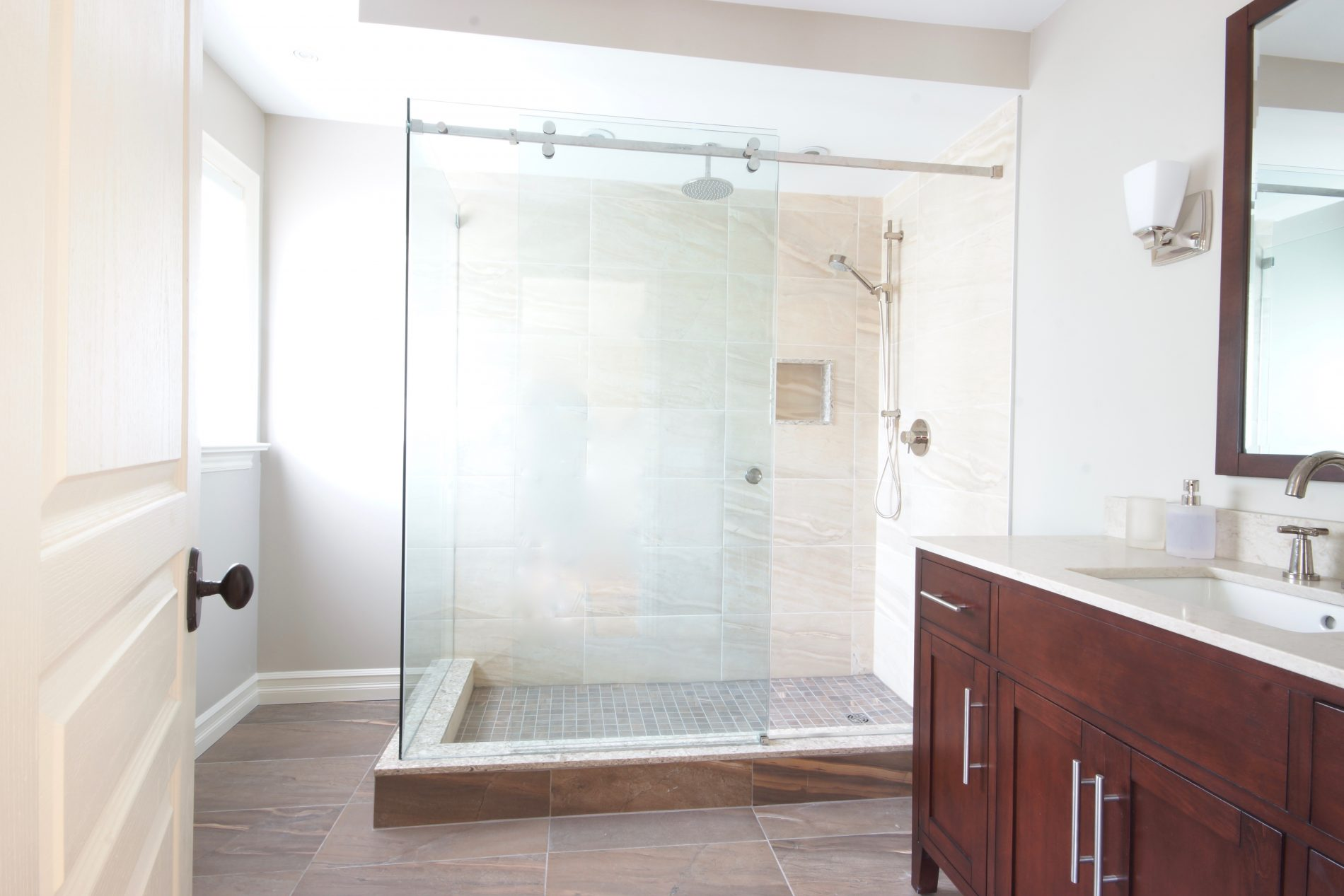 Laird Ave. – Leaside Toronto Contemporary Bathroom - Featured Image