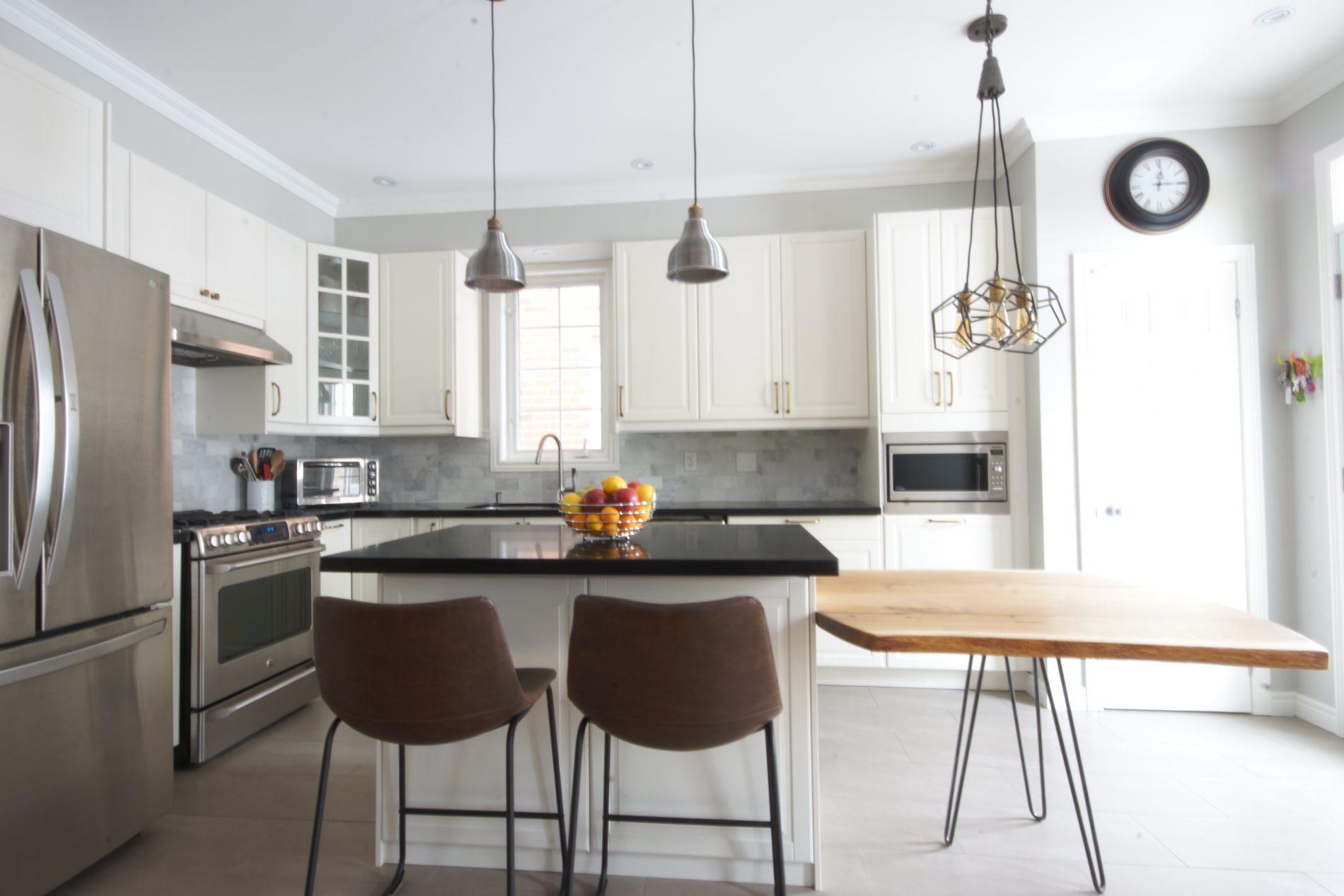 Evaridge Dr. – Markham Ikea Kitchen Renovation - Featured Image