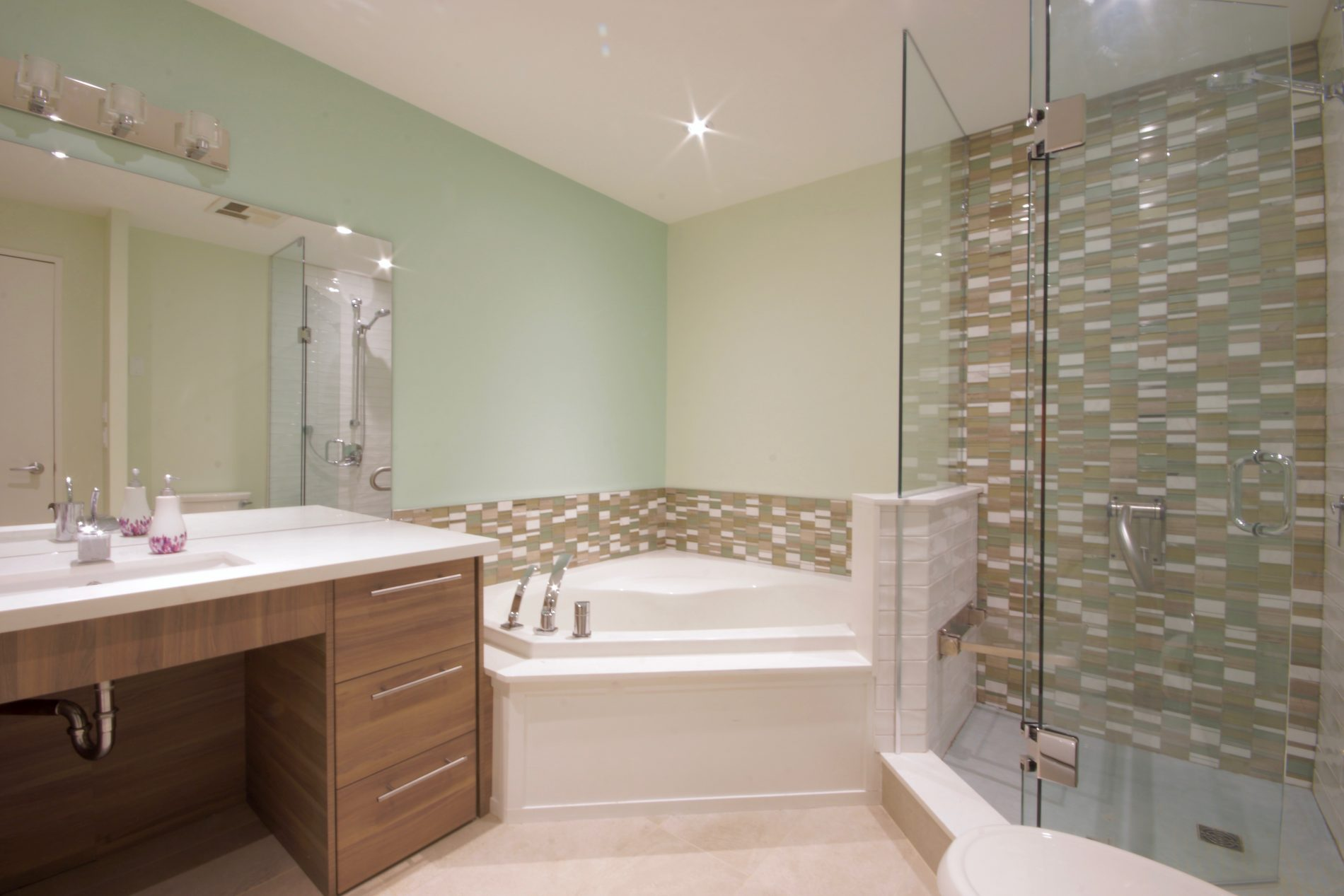 Palace Pier Court – Humber Bay Toronto Accessible Bathroom - Featured Image