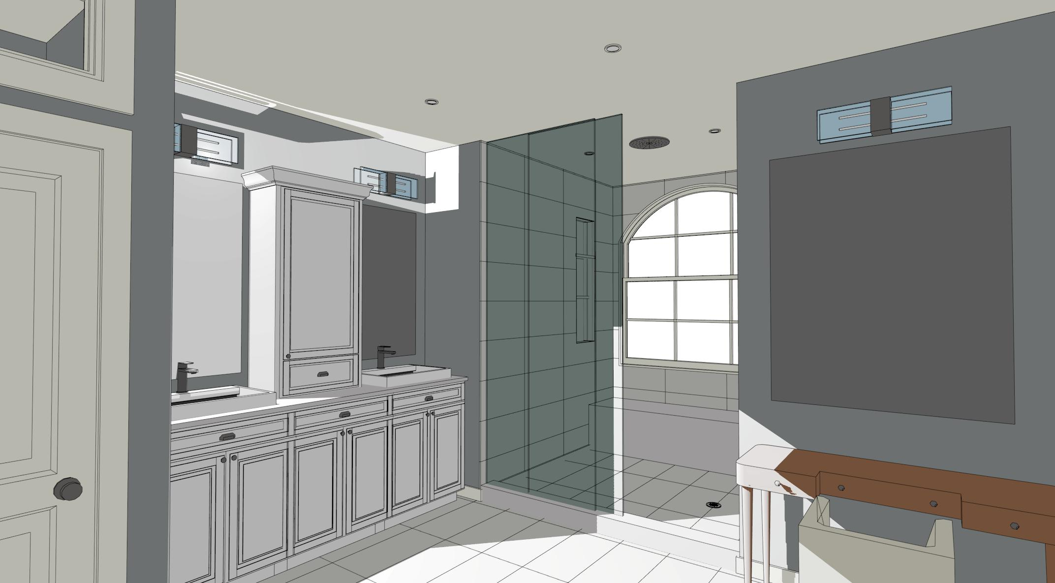 chief architect 3d bathroom renderings ashton renovations