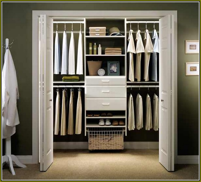 Add an easy track closet organizer to your toronto renovaton