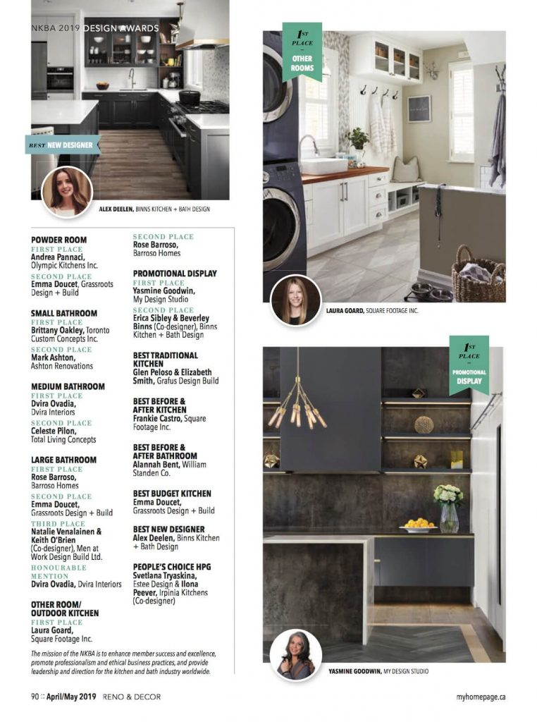Reno & Decor Magazine Apr/May 2019