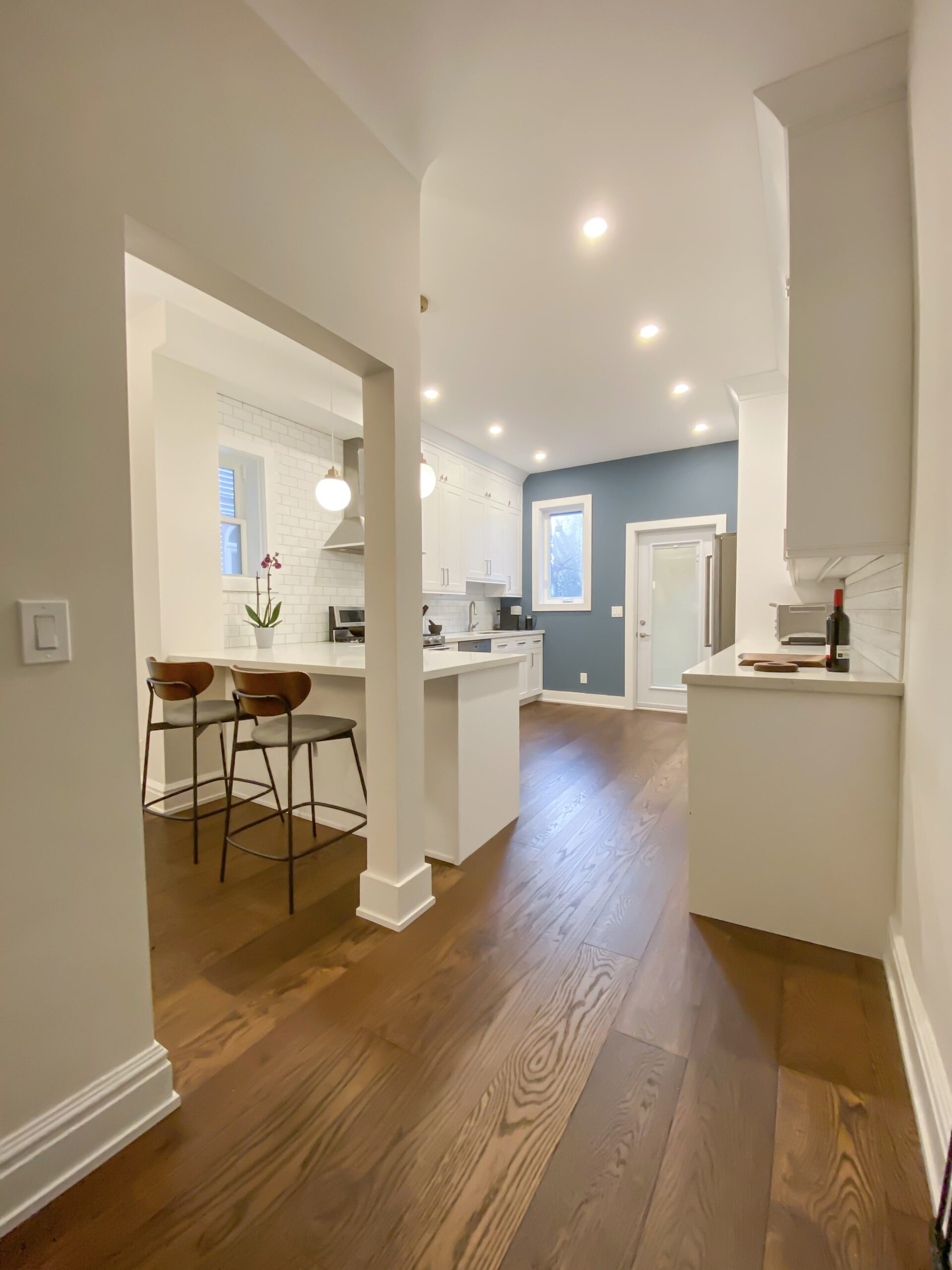 Shaw St. – Bickford Park Toronto Victorian Kitchen Renovation - Featured Image